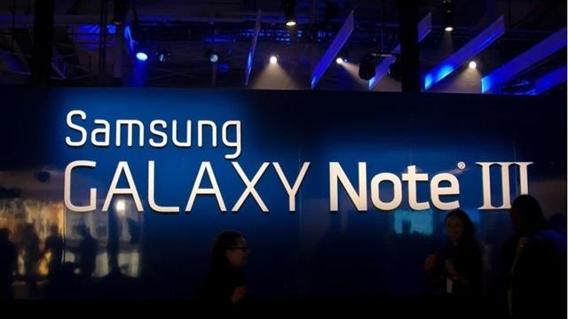 Samsung Galaxy Note 3, 6 Eylül'de Tanıtılabilir