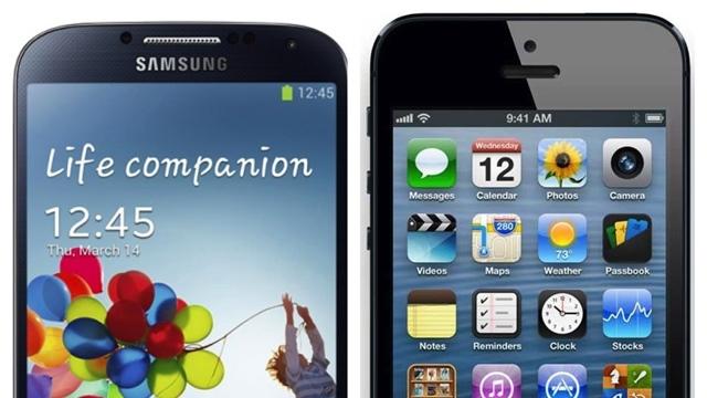Samsung Galaxy S4 Benchmark Testinde iPhone 5'i İkiye Katladı