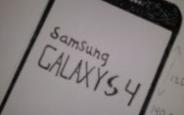 Samsung Cephesinde Galaxy S4 Sesleri!