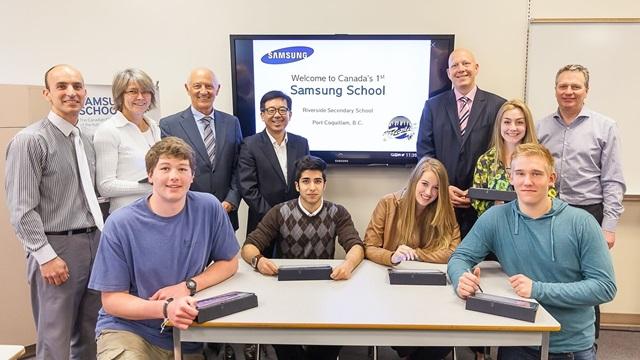 Samsung School Pilot Uygulaması Başladı