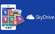 SkyDrive Android Uygulaması Çıktı