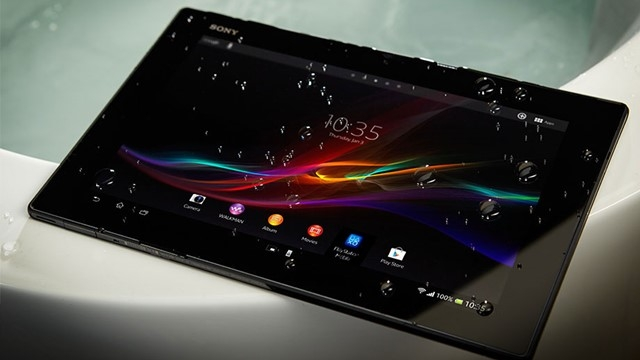 Sony XPeria Tablet Z'nin Satışa Çıkışı 3 Haziran'a Ertelendi