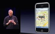 Steve Jobs Apple Haritaları İlk iPhone İçin Planlıyordu