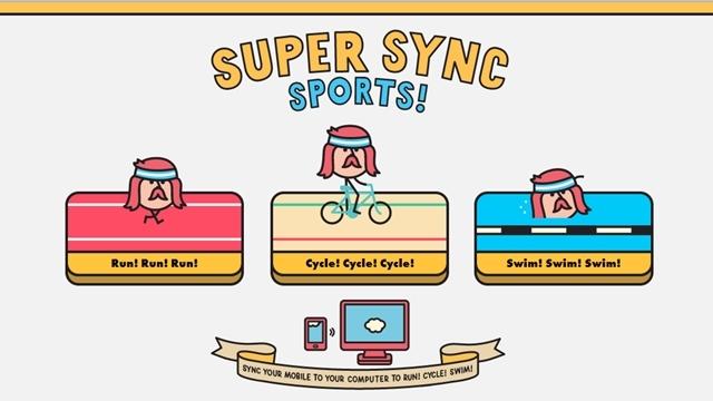 Müthiş Bir Google Chrome Oyunu: Super Sync Sports