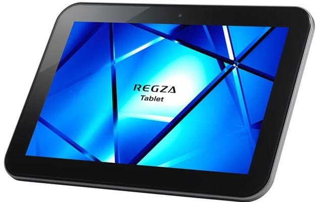Toshiba, REGZA AT501 Tablet Modelini Tanıttı