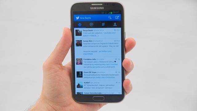 Twitter, 3 Mobil Platformda Güncellendi