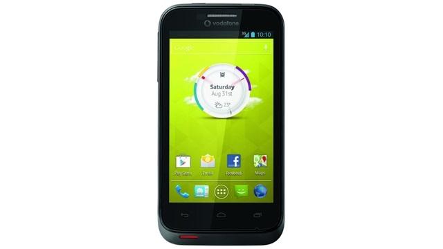Vodafone Smart 3 İsimli Yeni Vodafone Telefon Tanıtıldı