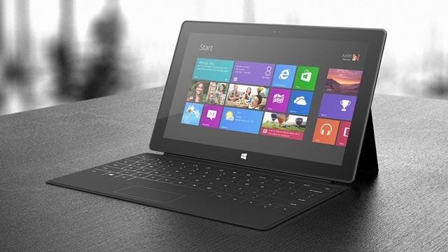 Microsoft, 400 USD'lik ve 7.5 İnçlik Surface Çıkarabilir