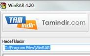 Tamindir Logolu WinRAR Güncellendi