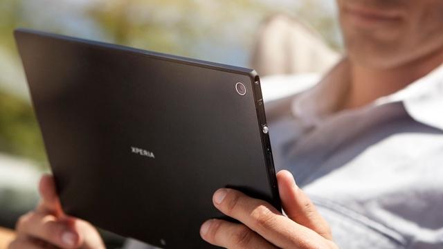 Sony Xperia Tablet Z Tanıtıldı