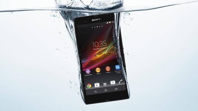 Sony Xperia Z Ön Siparişe Sunuldu