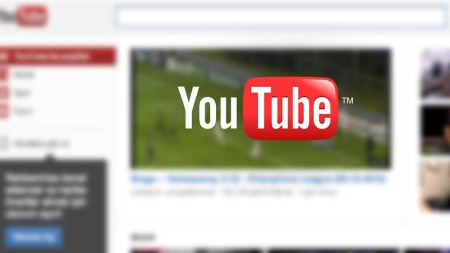 YouTube Tasarımını Yeniledi!