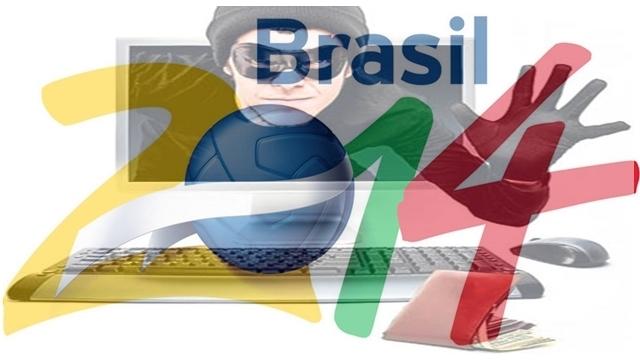 2014 FIFA World Cup İçin Sahte Bilet Sitelerine Dikkat