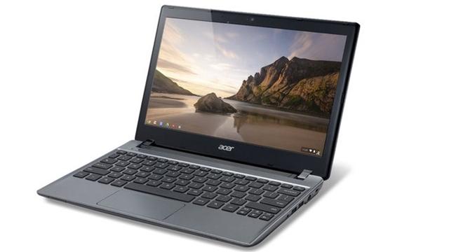 Acer, C7 Chromebook'ları Yeniliyor
