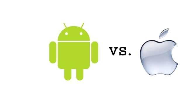 Schmidt: Android, iOS'a Karşı Olan Savaşını Kazandı
