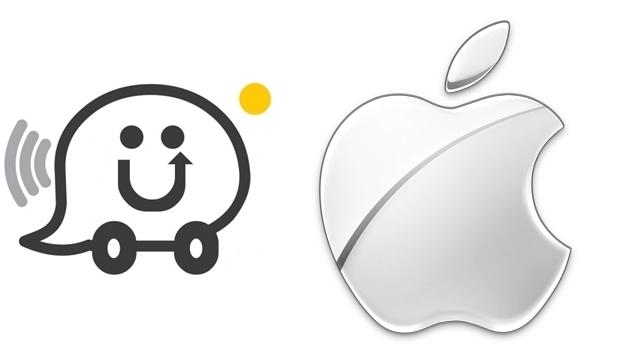 Apple Waze'i Satın Almak İstiyor