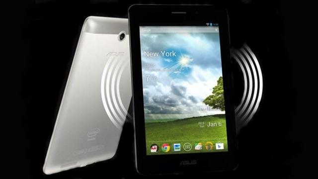 Asus Fonepad MWC 2013'te Tanıtıldı