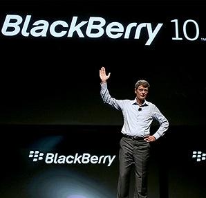BlackBerry 10, Şirketlerden Tam Destek Alacak