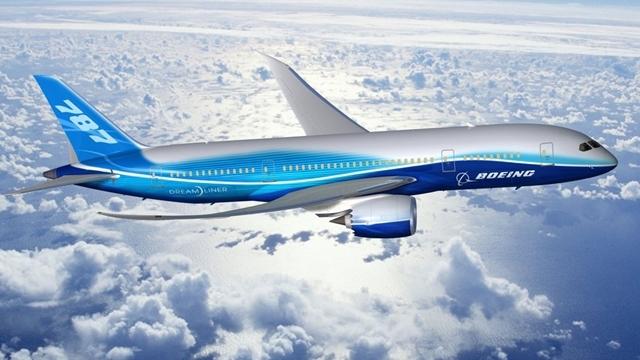 Boeing, Dokuz Ton Patatesle Wi-Fi Testleri Yapıyor