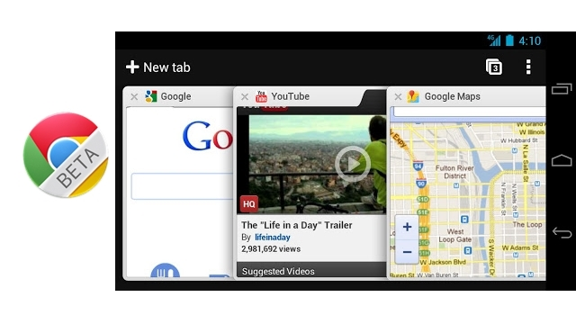 """Android İçin Chrome Uygulamasına """"Do Not Track"""" Özelliği Geliyor"""