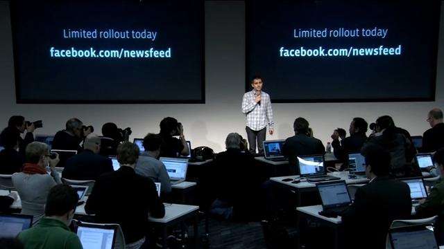 Facebook, Haber Kaynağı Tasarımını Yeniliyor