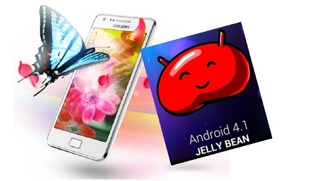 Samsung Galaxy S2 Android 4.1.2 Jelly Bean Güncellemesi Türkiye'ye Geldi