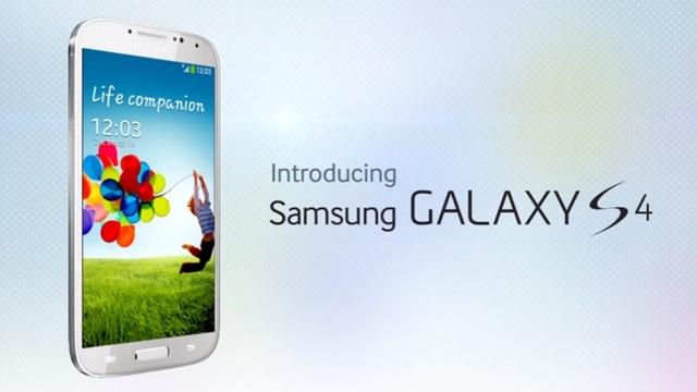 Galaxy S4 İçin Ön Siparişler 16 Nisan'da Başlayacak