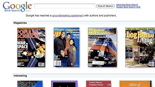 Google ve Yazarlar Birliği'nin Dijital Kitaplar Konusundaki Davası Devam Ediyor