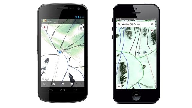 Google Haritalar'a 38 Kayak Yeri Eklendi, Daha Fazlası Yolda