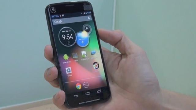 Yeni Motorola Akıllı Telefonun İlk Örneği Ortaya Çıktı