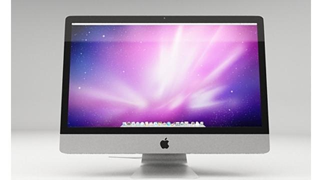 27 İnç iMac'ler İlk Alıcılarına Gönderilmek Üzere Hazırlanmaya Başladı