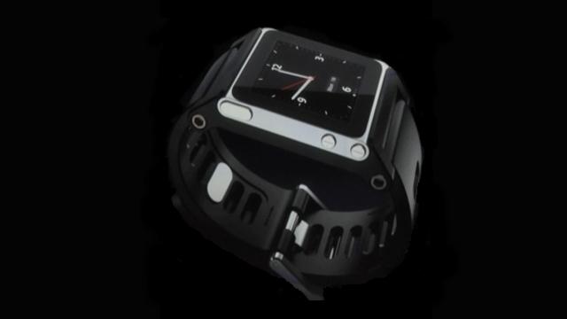 Apple iWatch İçin Bükülebilir Ekranı Test Ediyor