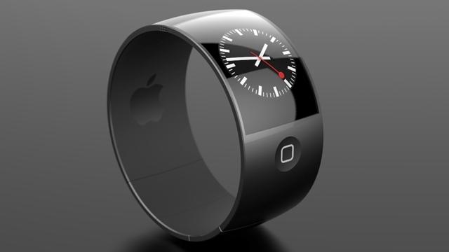 iWatch İçin Beklenen Tasarım