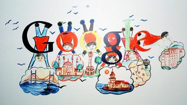 Doodle 4 Google Yarışması Sonuçlandı