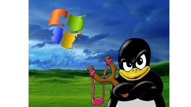 Linux'un Pazar Payı Windows'un İki Katı Oranına Ulaştı