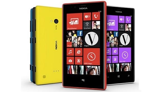 Nokia Lumia 720 ve 520'nin Fotoğrafları MWC'nin Öncesinde Sızdı