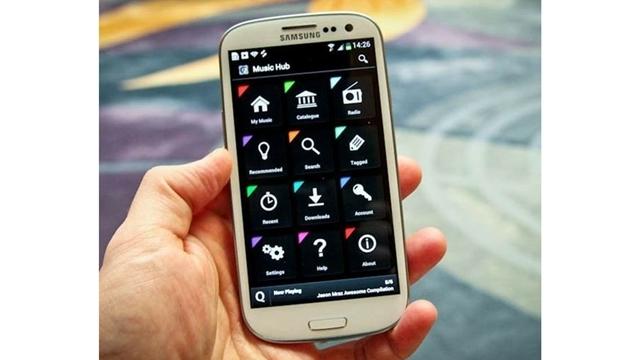 Music Hub Artık Diğer Samsung Cihazlarında Da Bulunacak