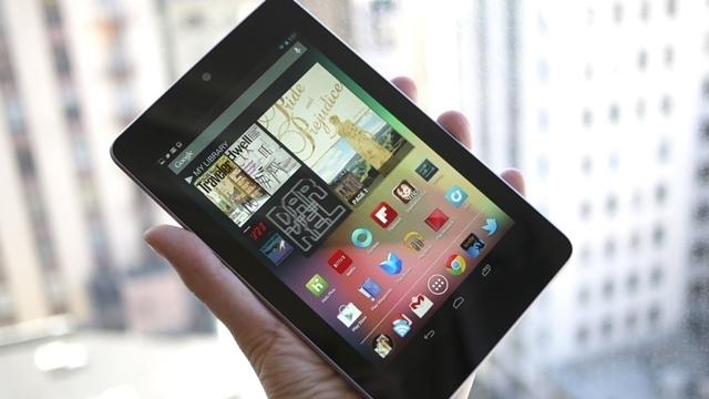 Google Daha Ucuz Bir Nexus 7'nin Sinyallerini Veriyor