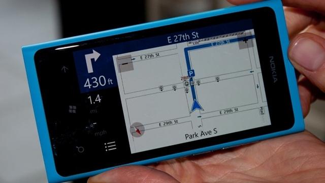 Nokia, Haritalama ve Navigasyon Uygulamaları Çıkarıyor