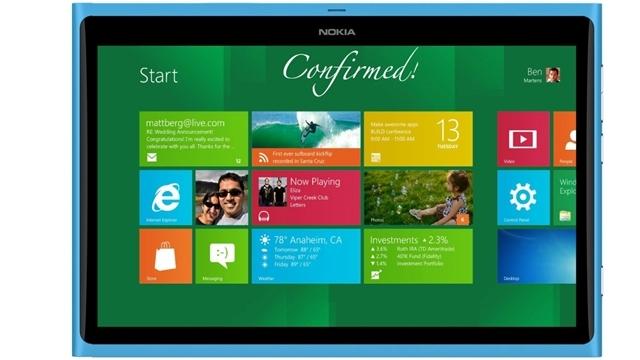 Nokia Tablet'in Ayrıntıları Belli Oldu