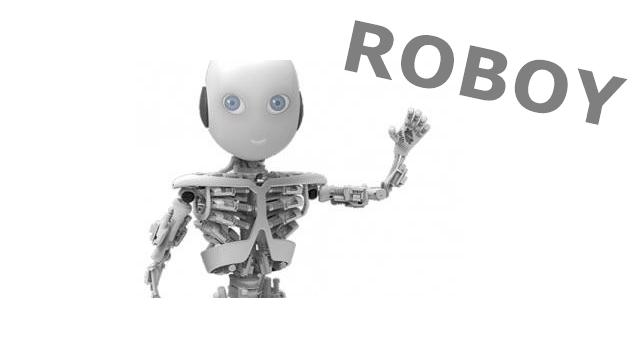 """""""Roboy"""" Adlı Robot Çocuk Mart Ayında Tanıtılacak"""