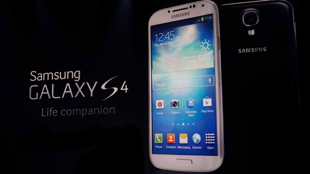 Samsung Galaxy S4 Türkiye Tanıtımı Yarın