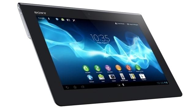 Sony Xperia Tablet S'ye Android 4.1.2 Güncellemesi Geliyor