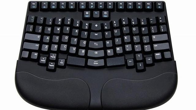 Ergonomik Klavye Japonya'da Satışa Sunuldu