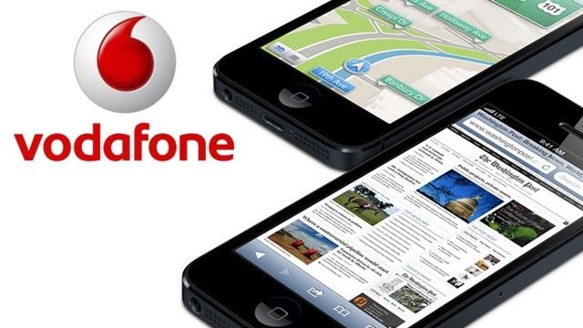 Vodafone, iPhone 5'i 49 Liradan Başlayan Fiyatlarla Alıcılara Sunacak
