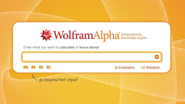 Wolfram Alpha'nın Facebook Analizcisi Artık Daha Zeki