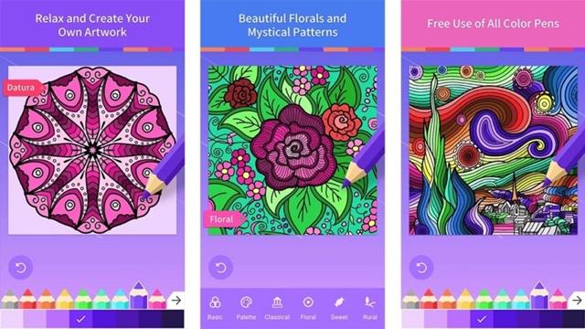 Android Icin En Iyi 10 Boyama Kitabi Uygulamasi Tamindir