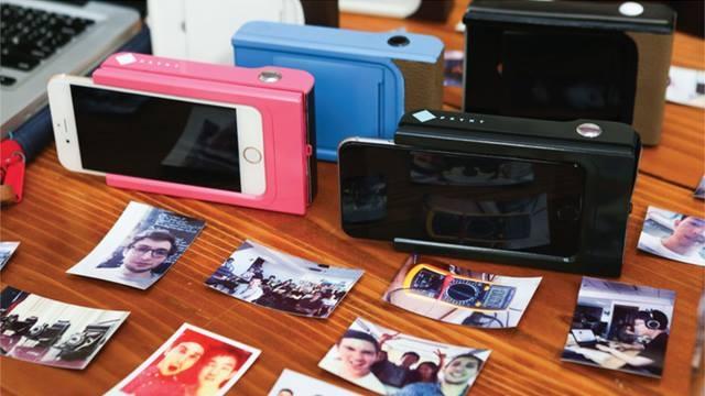 Akıllı Telefonunuzu Polaroid Kameraya Çeviren Teknoloji: Prynt