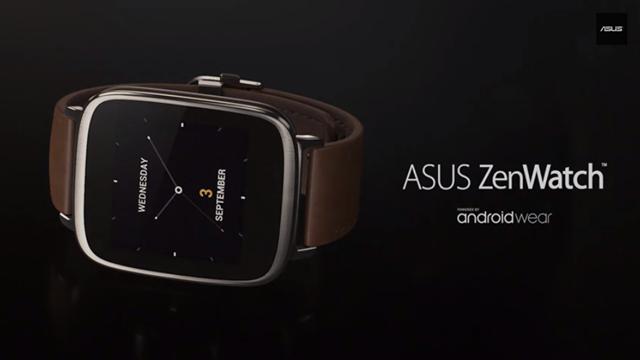 ASUS ZenWatch Play Store'da Satışa Sunuldu