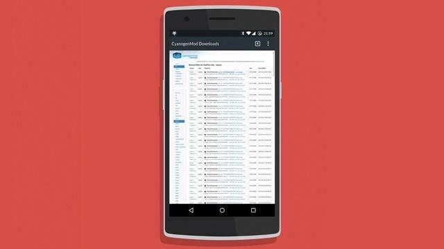 Cyanogen Ekibi Yeni Mobil Tarayıcısı Gello'yu Duyurdu